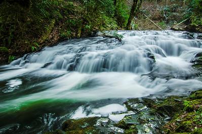 Lower Stocking Creek in December