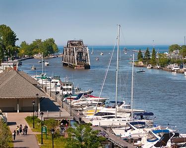 Rochester, NY Harbor