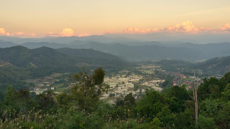 Tambunan Valley, Sabah, Malaysia