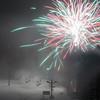 Smugglers Notch Fireworks