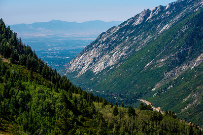 Little Cottonwood Canyon, Utah