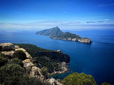 The Island of La Dragonera
