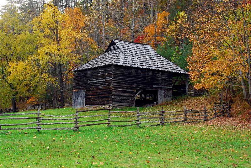 Cataloochee Valley, Smoky Mountains NC