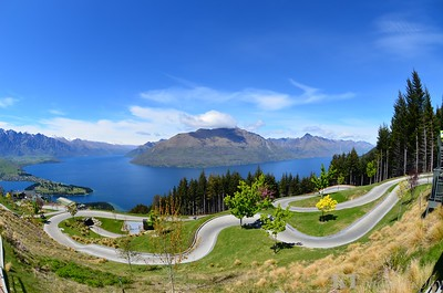 The luge ... Queenstown