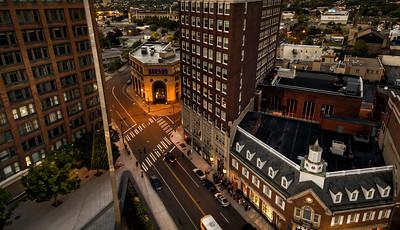 Liberty Pole Plaza, Rochester NY