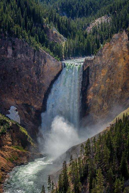 Yellowstone Falls #2