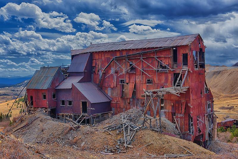 Old Independence Mine