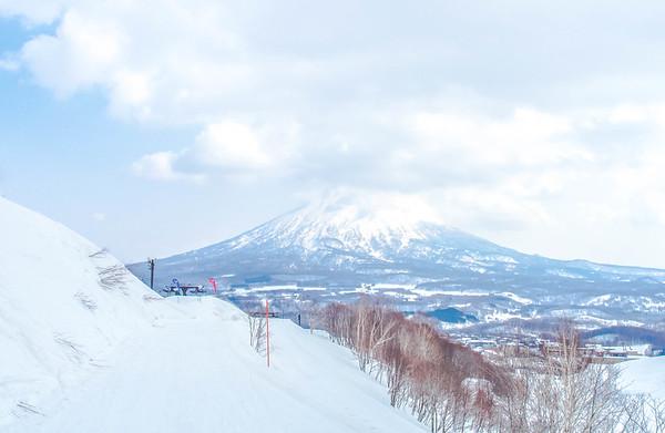 Mt. Yotei, Niseko Hirafu