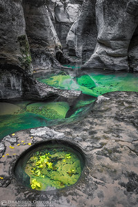 Canyon Pools