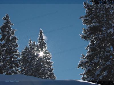 Steamboat Springs snow