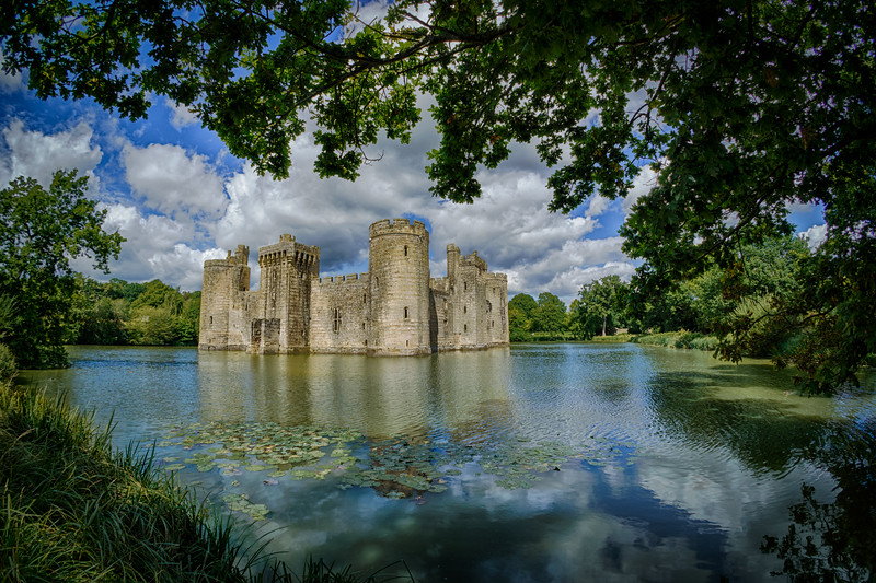 Bodiam Castle #3