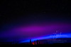 Aurora Purple and Blue  ©2017  Janelle Orth