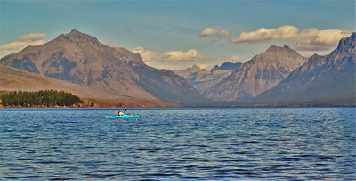 Lake McDonald Paddlers