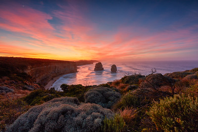 Two Giants  | Port Campbell National Park | Australia