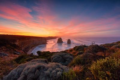 Two Giants  | Port Campbell National Park | Australia