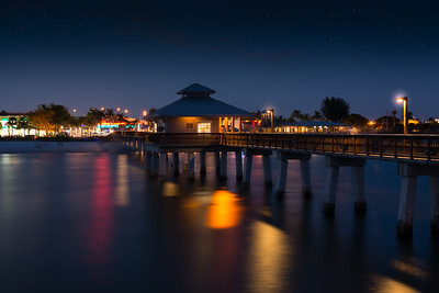 Fort Myers Pier Florida