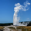Yellowstone Old Faithful