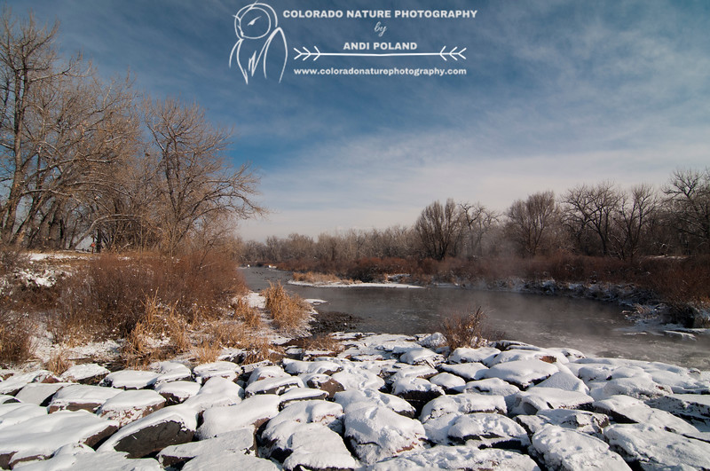 The South Platte - Winter