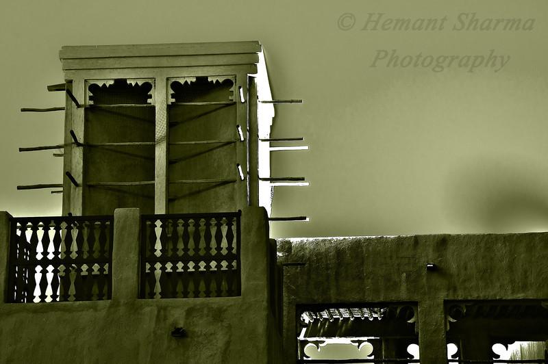 Shaikh Saeed Al Maktoum House in Bastakiya......