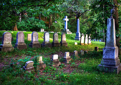 Mount Hope Cemetery - Rochester, NY