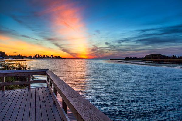 Braddocks Bay Sunrise
