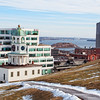 View of Downtown Halifax and Halifax Harbour from Citadel Hill