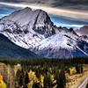 Rocky Mountains Kananaskis Alberta