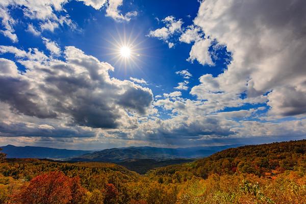 Autumn Clouds