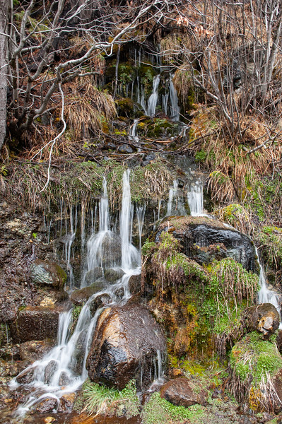Highway 49 Waterfall