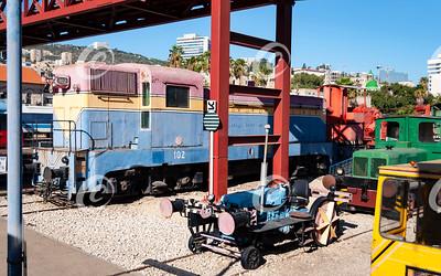 Israel Train Museum
