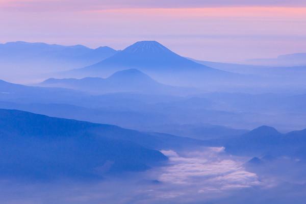 The Heaven of  Mt.Yotei, Hokkaido, Japan