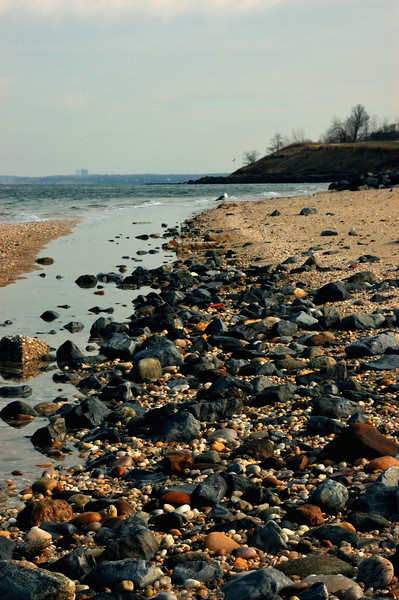 Rocky Beach by Beata Obrzut