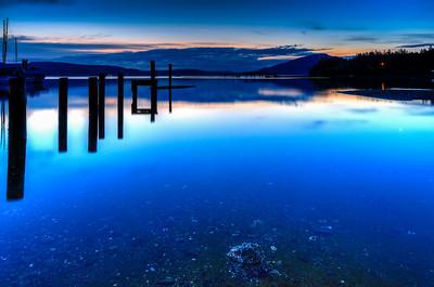 Blue Hour, Crofton
