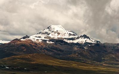 The Rajuluna Mountain