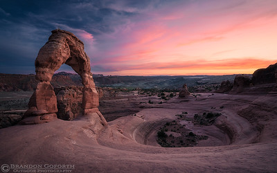 Delicate Arch III