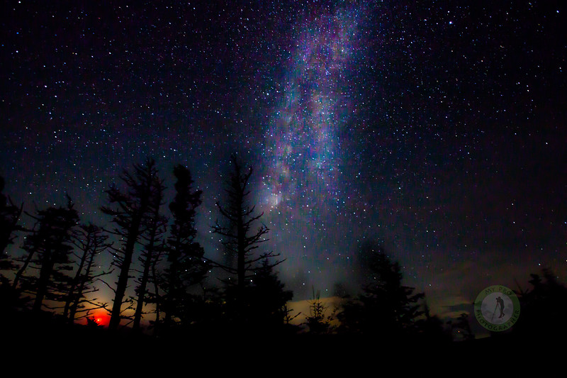 Mount Mitchell Milky Way Phil Thalheimer My Pro Photographer-2