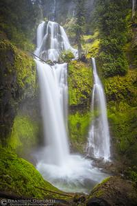 Falls Creek Falls, WA