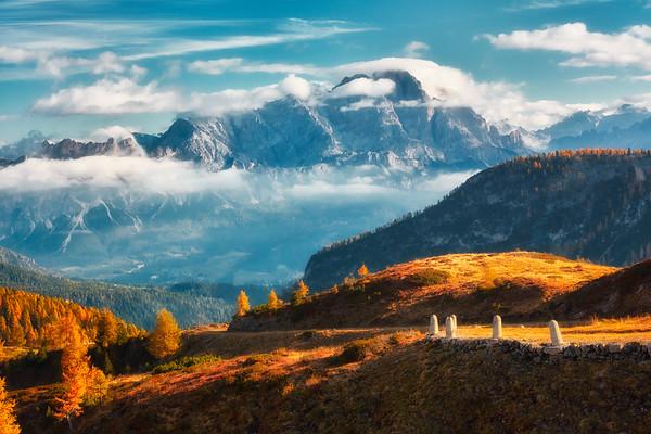 Monte Cristallo | Dolomites | Italy