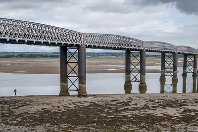 South Esk Viaduct, Montrose, Scotland