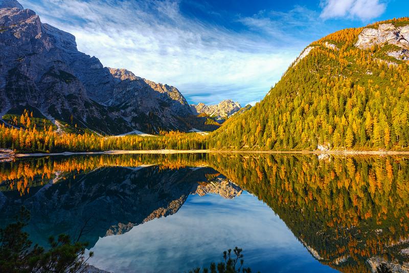 Lago di Bries | Dolomites | Italy