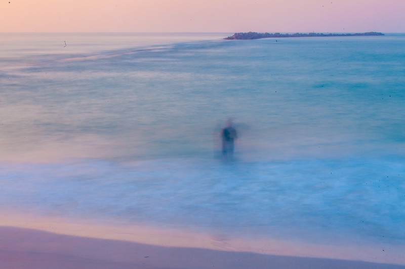 Wrightsville Beach Jetty cast netting  Phillip Thalheimer My Pro Photographer