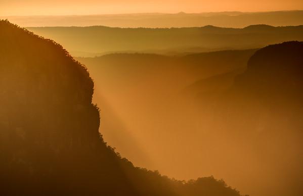 Blue Mountains National Park, New South Wales, Australia