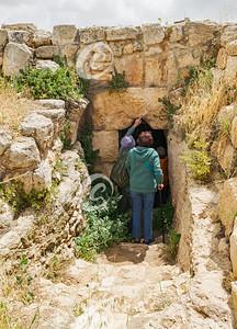 Public Cave at Ancient Susya