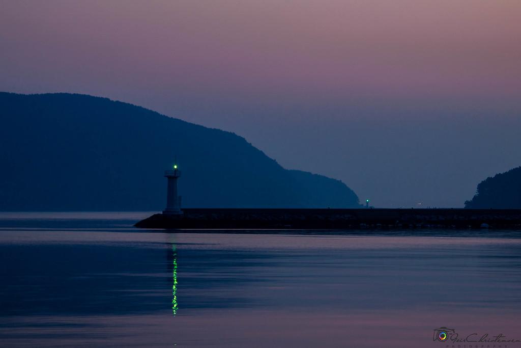 Gisepo before sunrise