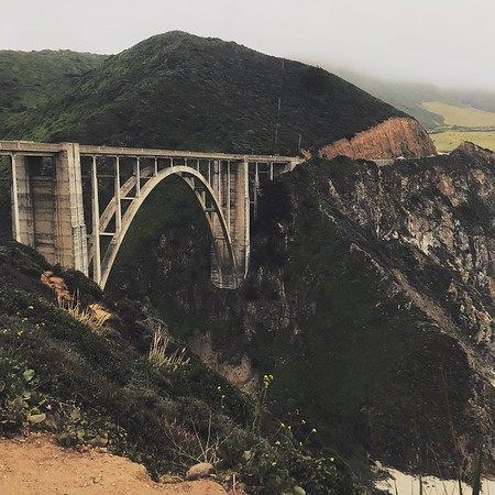 Bixby Creek Bridge, CA
