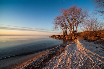 Spring on Lake Ontario