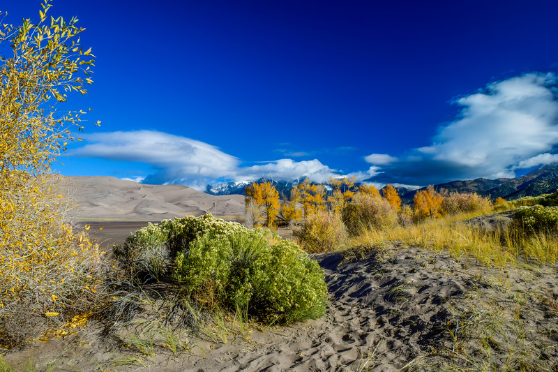 10-24-15 Entrance to the Dunes