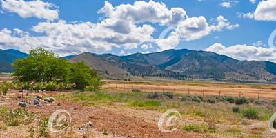 Siskiyou County California Mountains