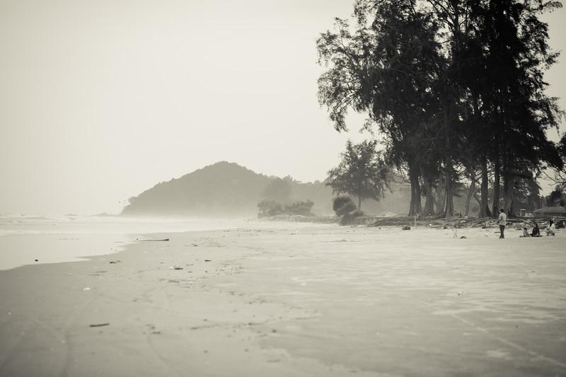 Cendering Beach, Kuala Terengganu, Terengganu, Malaysia