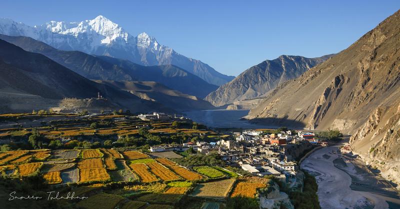 Kagbeni, Mustang, Nepal.